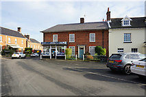 TG1022 : Reepham Police Station by Ian S