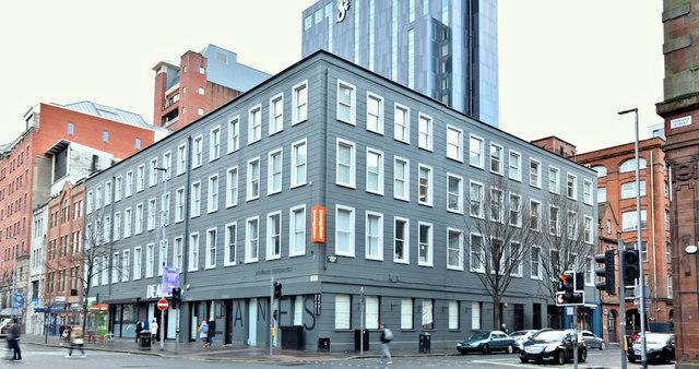 The Easy Hotel, Belfast (December 2018)