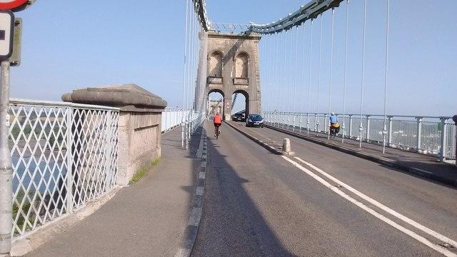 Menai Suspension Bridge