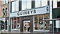 "J3374 : New ""Guineys"", Belfast (December 2018) by Albert Bridge"