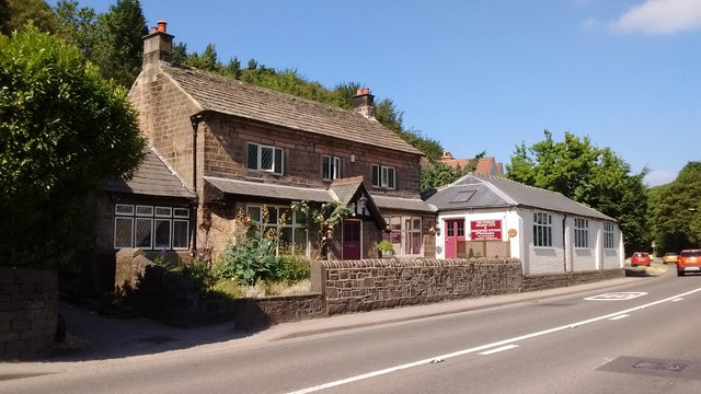 The Former Homesford Cottage Pub