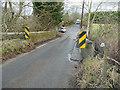 SE2341 : Narrow bridge on Dean Lane (2) by Stephen Craven