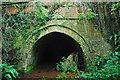 SO7027 : Oxenhall canal tunnel: southern portal by John Winder