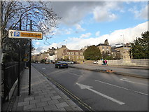 TL4557 : A round the colleges route to Downing Street (2) by Basher Eyre