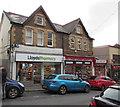 ST1494 : Lloyds Pharmacy in Ystrad Mynach by Jaggery