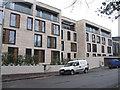 NT2471 : New apartment block, Newbattle Terrace by M J Richardson