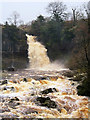 SD6975 : River Twiss, Thornton Force by David Dixon