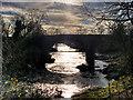 SD6178 : River Lune, Devil's Bridge at Kirkby Lonsdale by David Dixon