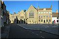 TF6119 : King's Lynn: the Town Hall by John Sutton