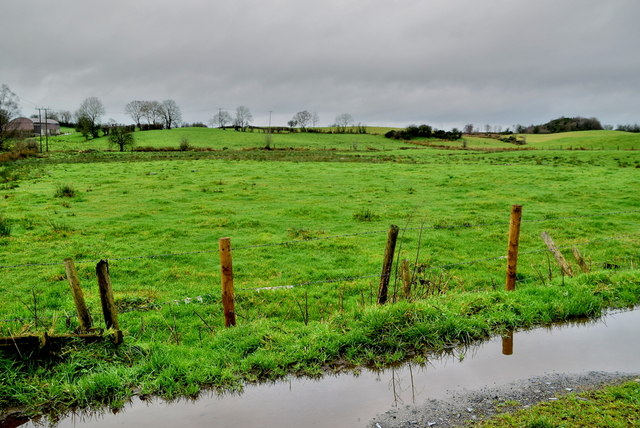 Wet at Bancran