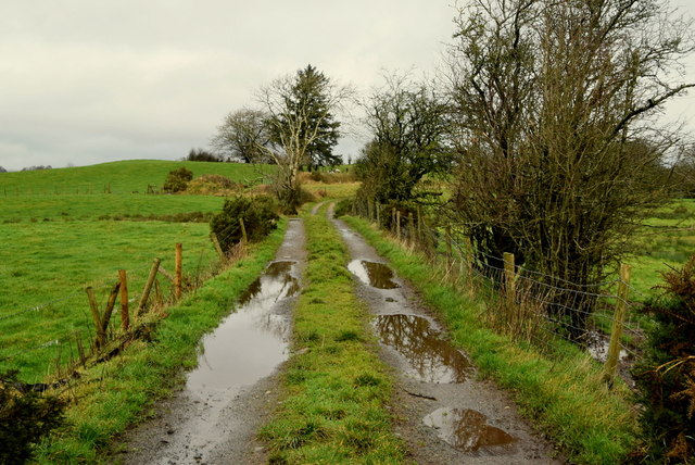 Lane, Bancran