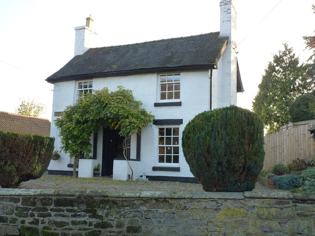 Fir Tree cottage, Waters Upton