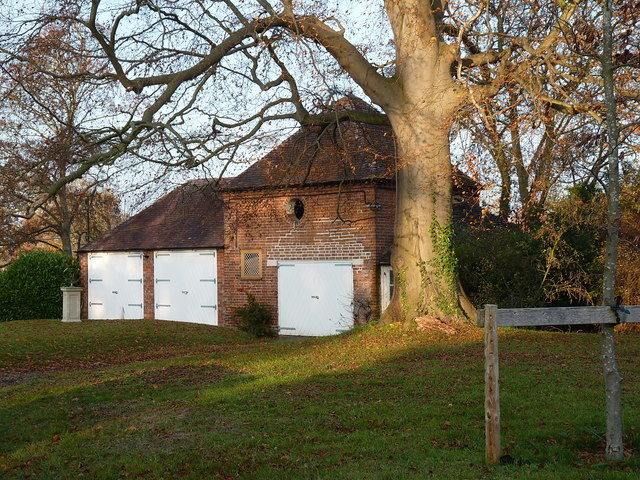 Former coach house at Waters Upton Hall