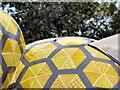 SJ8898 : Flies buzzing on a Bee by Gerald England