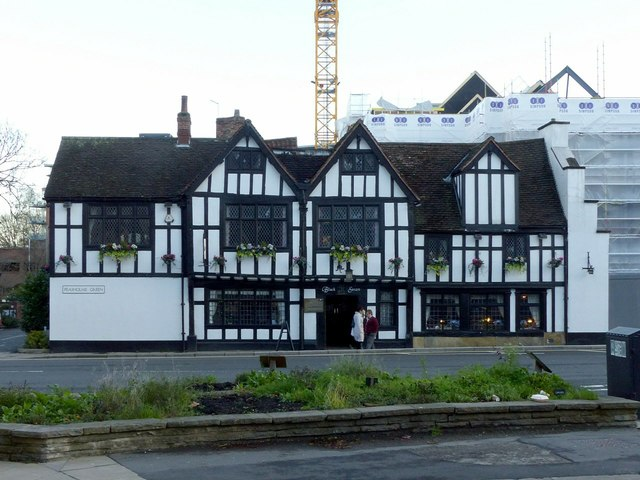 The Black Swan, Peasholme Green
