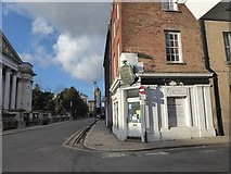 TL4457 : A round the colleges route to Downing Street (9) by Basher Eyre