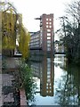 SE6051 : Leetham Mills by Alan Murray-Rust