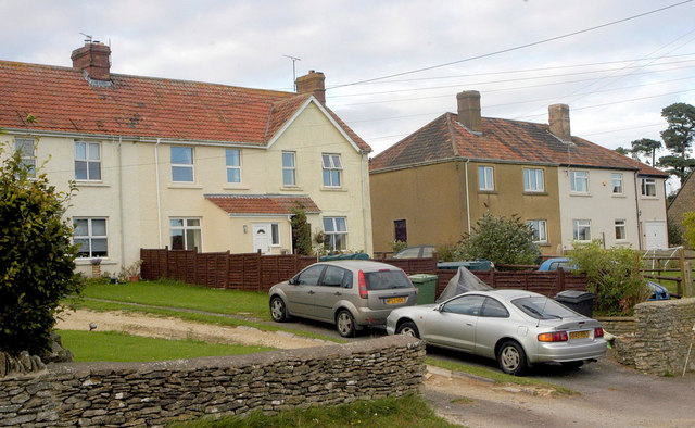 Houses, Tormarton Rd, Acton Turville, Gloucestershire 2011