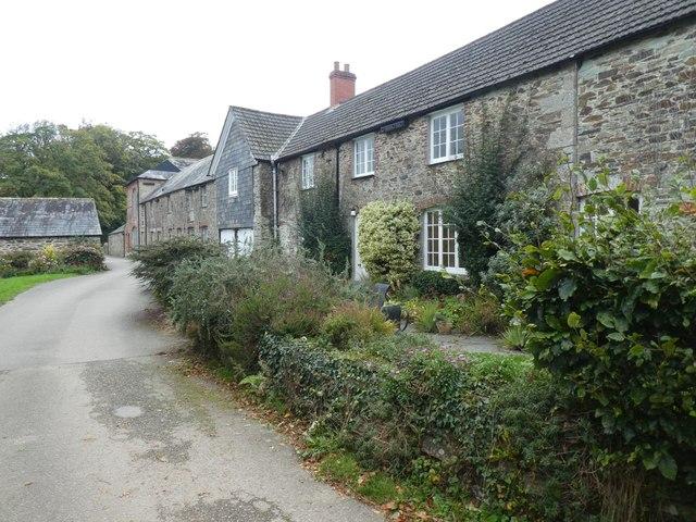 Cottages, Restormel Farm