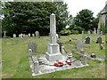 TM1791 : Wacton War Memorial by Adrian S Pye