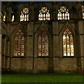 SE6052 : Stained glass, York Minster by Alan Murray-Rust
