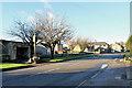 SD5868 : Hornby Main Street and War Memorial by David Dixon