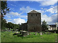 SO4522 : St. Michael's church,  Garway by Jonathan Thacker