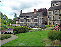 SJ4912 : Castle Gates House, Castle Gates, Shrewsbury by Stephen Richards