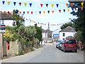 SX0141 : Bunting, Canton, Gorran Haven by Stephen Craven