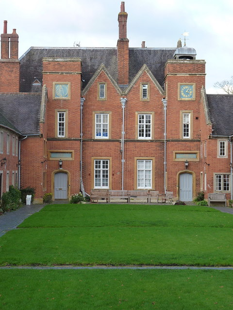 The Vicarage and Master of the Almshouses' house