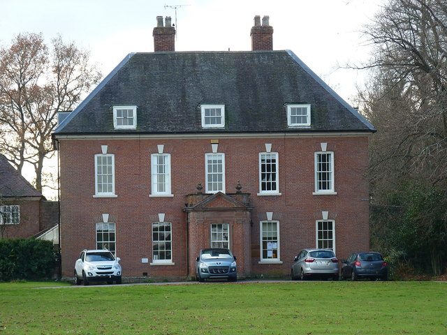 Temple House at Temple Balsall