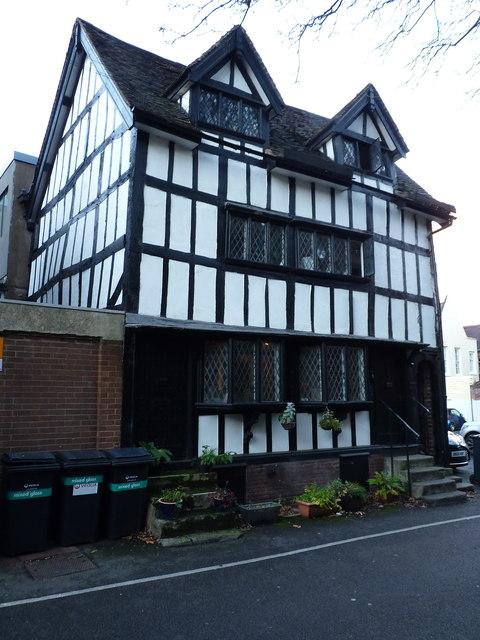 St Mary's Cottage, St Mary's Place, Shrewsbury