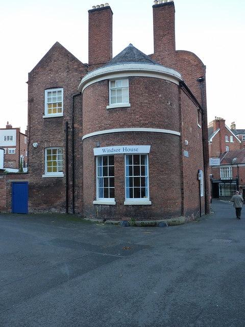 Windsor House, Windsor Place, Shrewsbury
