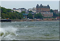 TA0488 : The Grand Hotel at Scarborough by Mat Fascione