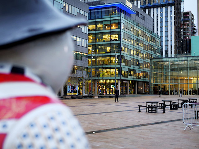What the Snowman™ Saw - MediaCity Piazza