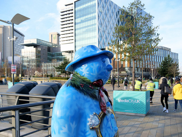 The Snowman™ at MediaCityUK