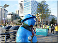 SJ8097 : The Snowman™ at MediaCItyUK by David Dixon