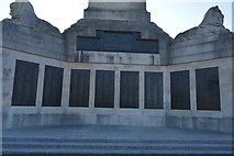 SX4753 : Plymouth Naval Memorial - west panels by N Chadwick