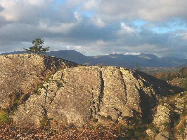 High Pate Crag