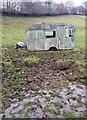 SN6306 : Luxury caravan? by Alan Hughes