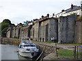 "SX0351 : MV ""Christine"" in Charlestown inner basin by Stephen Craven"