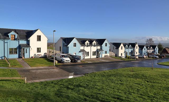 Housing at Stichill