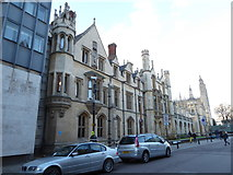 TL4458 : A round the colleges route to Downing Street (32) by Basher Eyre