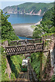 SS7249 :  Lynton and Lynmouth Cliff Railway  by Ian Capper