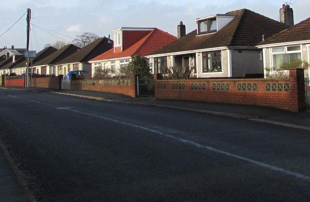 High Street bungalows, Nelson