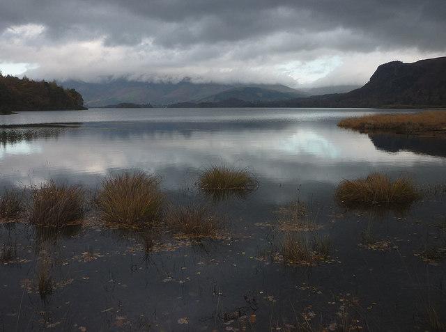 Great Bay, Derwent Water