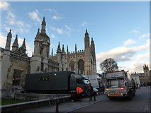 TL4458 : A round the colleges route to Downing Street (41) by Basher Eyre