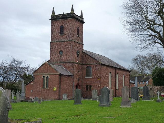 Holy Trinity Church, Wrockwardine Wood