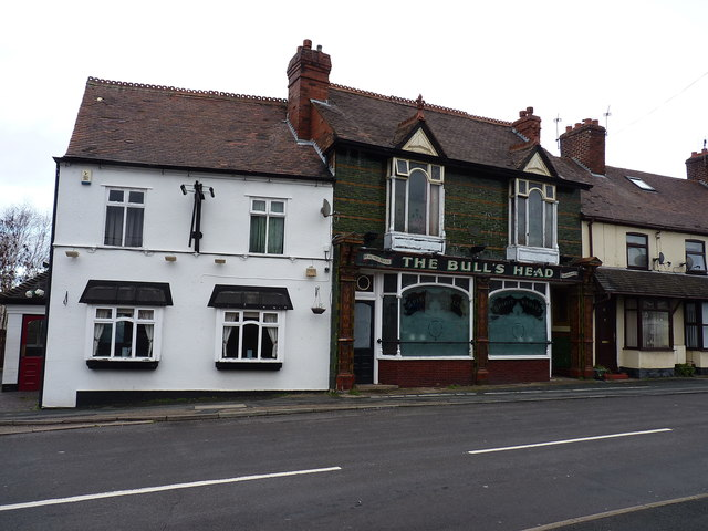 The Bull's Head Inn, Wrockwardine Wood
