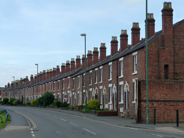 Primrose Terrace, St Michael's Street, Shrewsbury